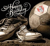 Sneakers Happy Birthday