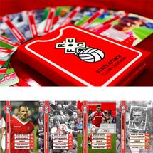 Stats Attack Legends Card Game