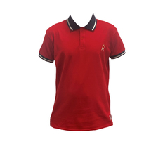 Retro Player Polo Shirt