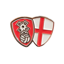 Club + Country Badge