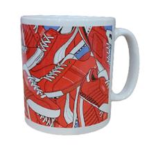 Retro Kit Trainer Mug