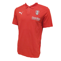 Red Training Polo 21/22
