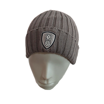 Fleece Lined Cable Beanie