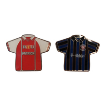 1984+2002 Shirt Pin Badges